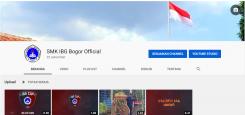 Chanel Youtube SMK IBG Bogor Official
